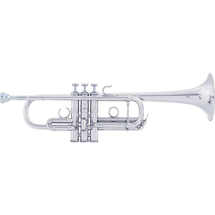 BachAC190 Stradivarius Artisan Series C TrumpetAC190S Silver