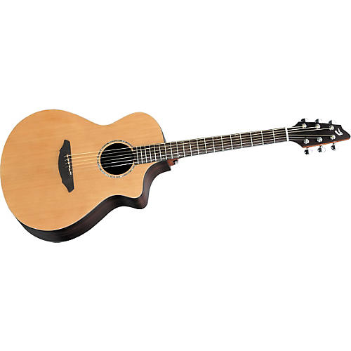 Breedlove AC250/CR Synergy Acoustic-Electric Guitar with Polydrive Preamp-thumbnail