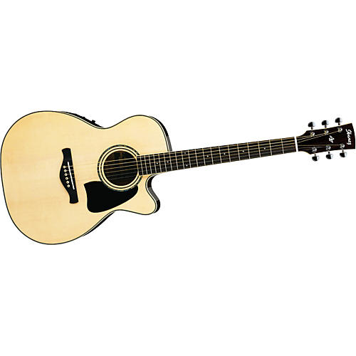 Ibanez AC300ECENT Artwood Grand Concert Cutaway Acoustic-Electric Guitar