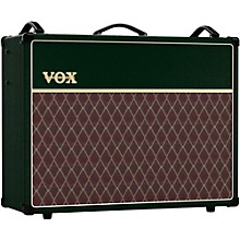 Vox AC30C2 Classic Limited Edition 30W 2x12 Tube Guitar Combo Amp British Racing Green