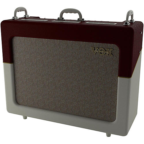 vox ac30c2 limited 30w 2x12 two tone tv front tube guitar combo amp musician 39 s friend. Black Bedroom Furniture Sets. Home Design Ideas