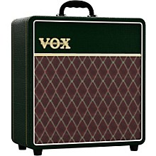 Vox AC4 Classic Limited Edition 4W 1x12 Tube Guitar Combo Amp Level 1 British Racing Green