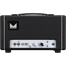 Morgan Amplification AC40 Deluxe 40W Tube Guitar Head
