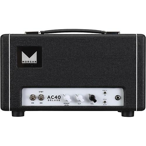 Morgan Amplification AC40 Deluxe 40W Tube Guitar Head-thumbnail
