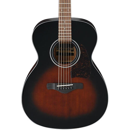 Ibanez AC400 Artwood Solid Top Grand Concert Acoustic Guitar-thumbnail