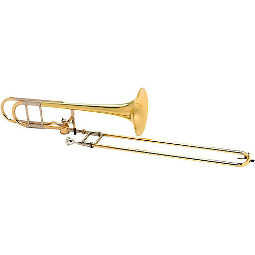 Antoine Courtois Paris AC420BH Creation Series New Yorker F-Attachment Trombone AC420BH/W Lacquer Yellow Brass Bell