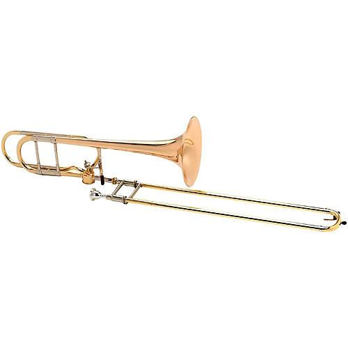 Antoine Courtois Paris AC420BH Legend Series Hagmann F-Attachment Trombone with Sterling Silver Leadpipe-thumbnail