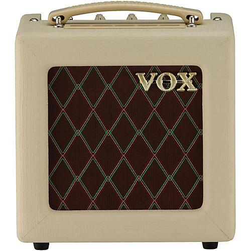 vox ac4tvmini 4w tube guitar combo amp musician 39 s friend. Black Bedroom Furniture Sets. Home Design Ideas