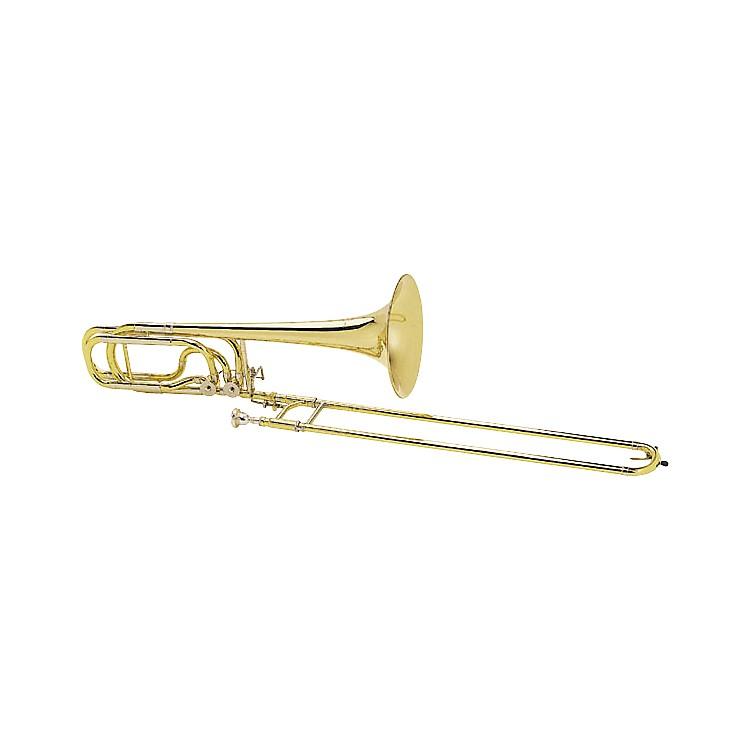 Antoine Courtois ParisAC502BR Mezzo Series Bass TromboneLacquer9.5 Rose Brass Bell, Open Wrap, Standard Valve