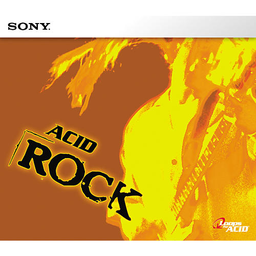 Sony ACID Loop ACID Rock
