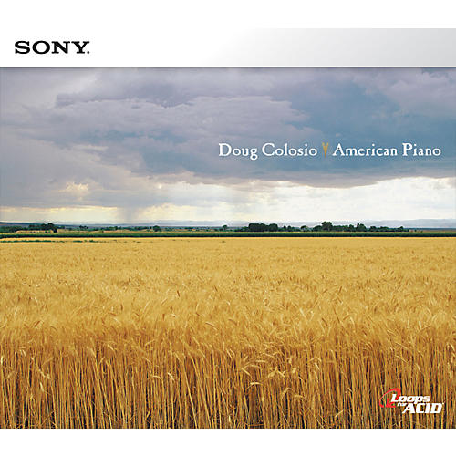Sony ACID Loop American Piano