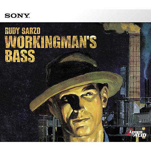 Sony ACID Loop Rudy Sarzo: Workingman's Bass