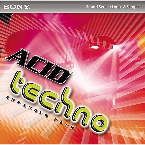 Sony ACID Loops - ACID Techno Expander Pack