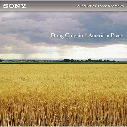 Sony ACID Loops - American Piano