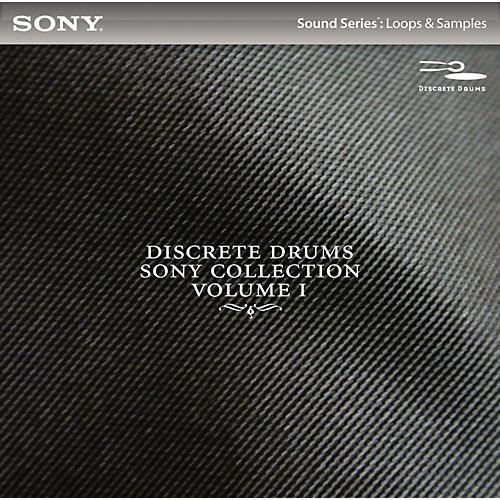 Sony ACID Loops - Discrete Drums: Volume 1-thumbnail