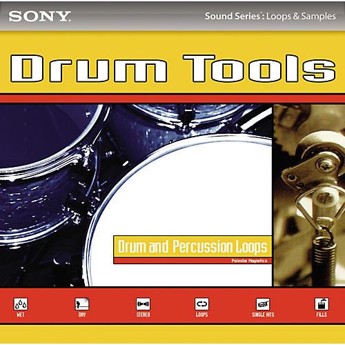 Sony ACID Loops - Drum Tools