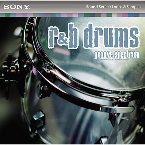 Sony ACID Loops - Groove Spectrum R'n'B Drums