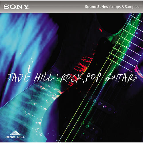 Sony ACID Loops - Jade Hill: Rock/Pop Guitars-thumbnail