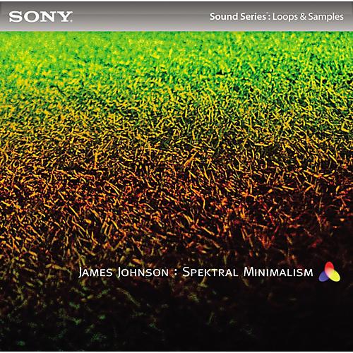 Sony ACID Loops - James Johnson: Spektral Minimalism