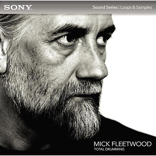 Sony ACID Loops - Mick Fleetwood: Total Drumming
