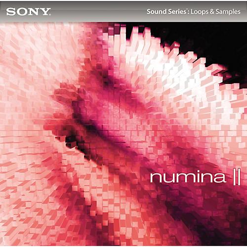Sony ACID Loops - Numina II: More Peak Sounds for Cinema