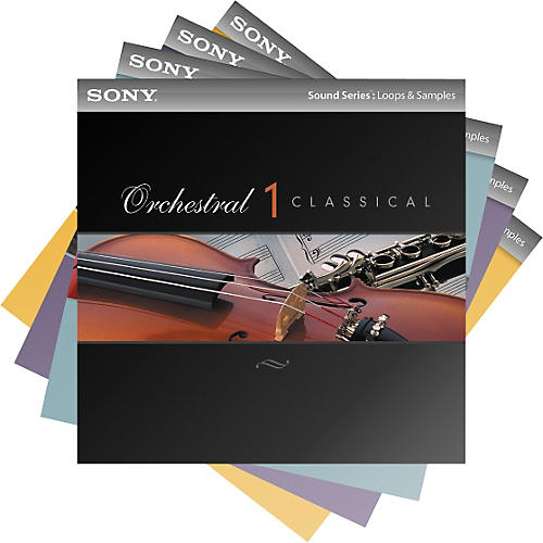 Sony ACID Loops - Orchestral Series-thumbnail