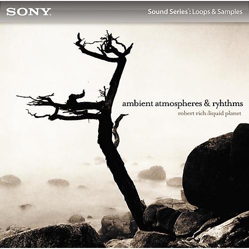Sony ACID Loops - Robert Rich: Ambient Atmospheres and Rhythms