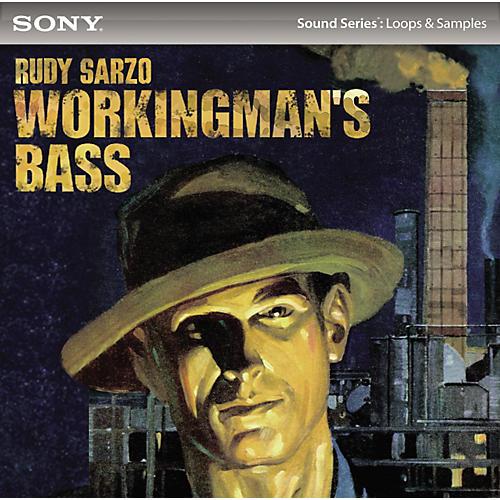 Sony ACID Loops - Rudy Sarzo: Workingman's Bass