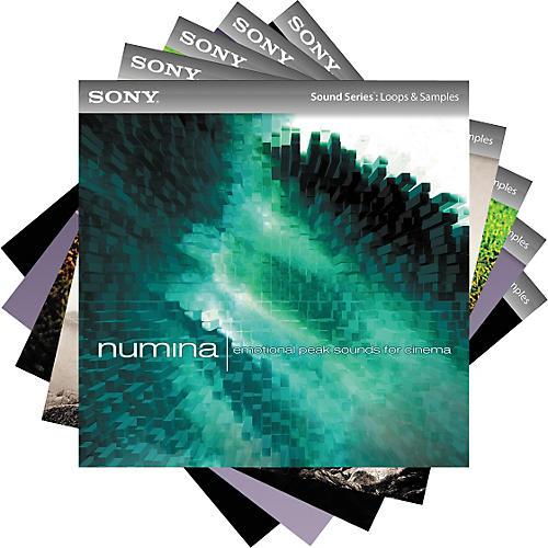 Sony ACID Loops - Scoring Pack-thumbnail