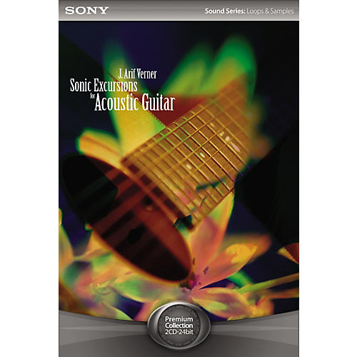Sony ACID Loops - Sonic Excursions for Acoustic Guitar-thumbnail