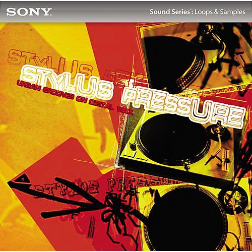Sony ACID Loops - Stylus Pressure: Urban Grooves on Digital Wax