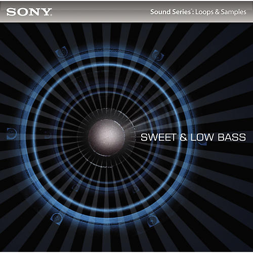 Sony ACID Loops - Sweet and Low Bass-thumbnail