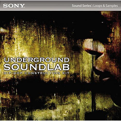 Sony ACID Loops - Underground Soundlab