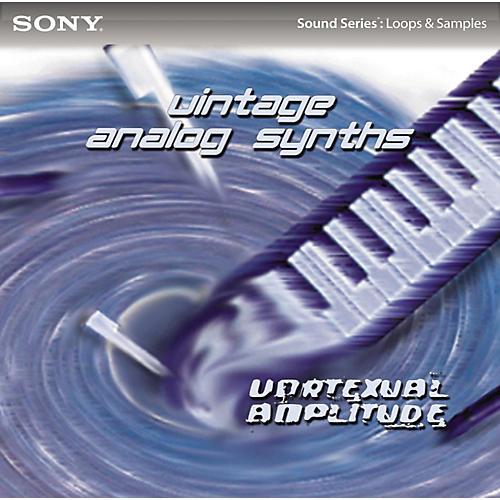Sony ACID Loops - Vintage Analog Synths
