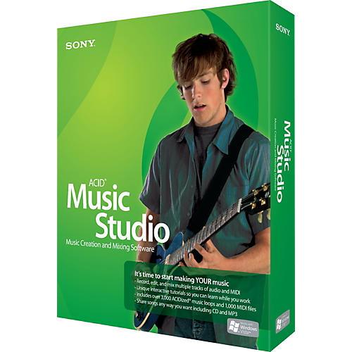 Sony ACID Music Studio 7