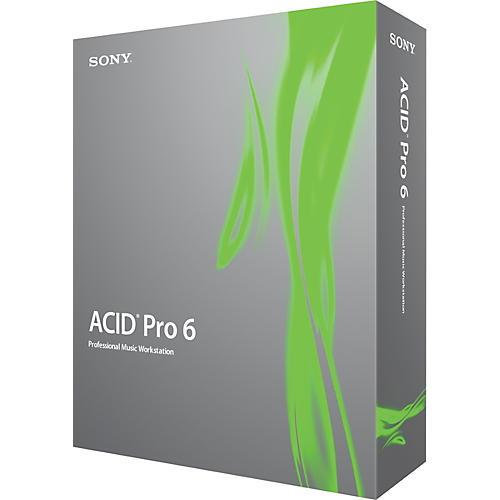 Sony ACID Pro 6 Multitrack Recording Software-thumbnail