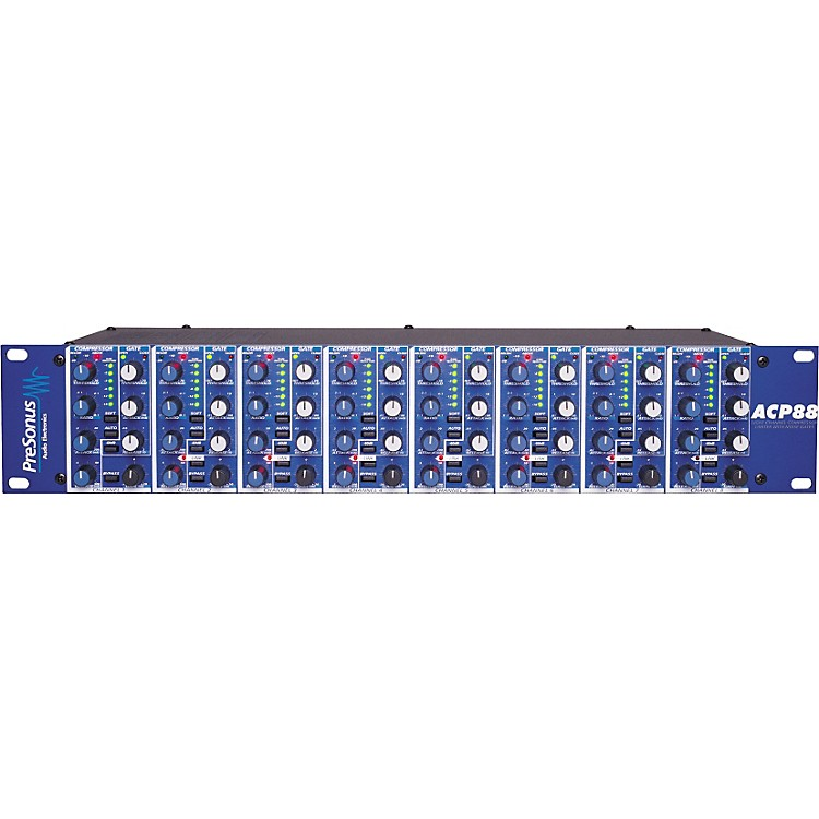 PreSonus ACP-88 8-Channel Compressor/Gate
