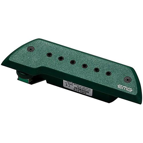 EMG ACS Acoustic Guitar Pickup Green