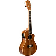 Lanikai ACS-CEC Acacia Concert with Kula Preamp Acoustic-Electric Ukulele