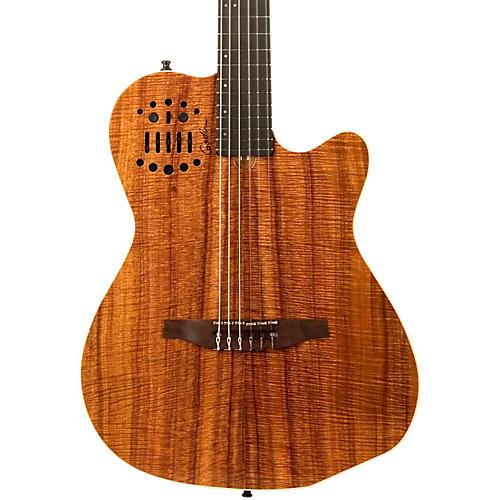 Godin ACS-SA Extreme Koa Nylon Acoustic-Electric Guitar