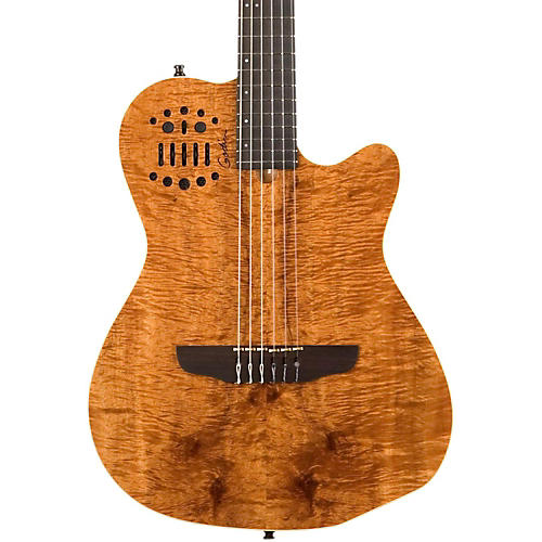 Godin ACS-SA KOA Nylon Acoustic-Electric Guitar Koa