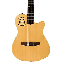 Godin ACS-SA Nylon String Cedar Top Acoustic-Electric Guitar Level 1 Semi-Gloss Natural