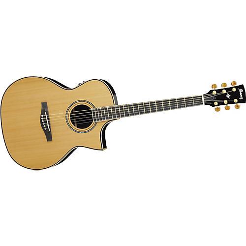 Ibanez ACS1150ECENT Artwood Series Grand Concert Cutaway Acoustic–Electric Guitar