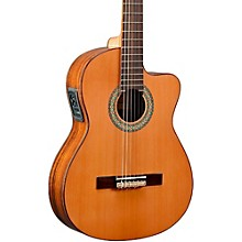 Manuel Rodriguez ACUT-U Nylon-String Classical Acoustic-Electric Guitar Natural