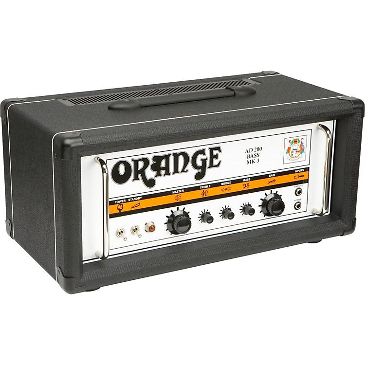 Orange AmplifiersAD Series AD200B 200W Tube Bass Amp HeadOrange