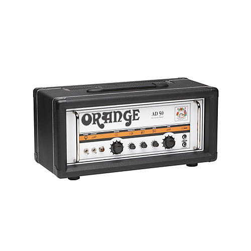 Orange Amplifiers AD Series AD50 50W Tube Guitar Amp Head