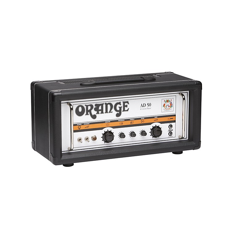 Orange AmplifiersAD Series AD50 50W Tube Guitar Amp Head