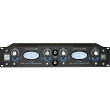 Avalon AD2022 Pure Class A Dual Mono Microphone Preamplifier & DI