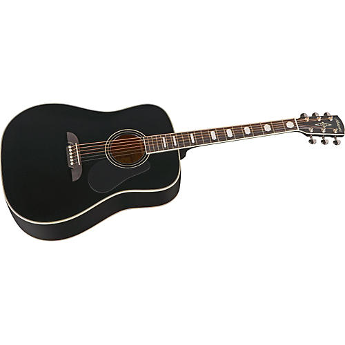Alvarez AD4104BK Artist Dreadnought Acoustic Guitar-thumbnail