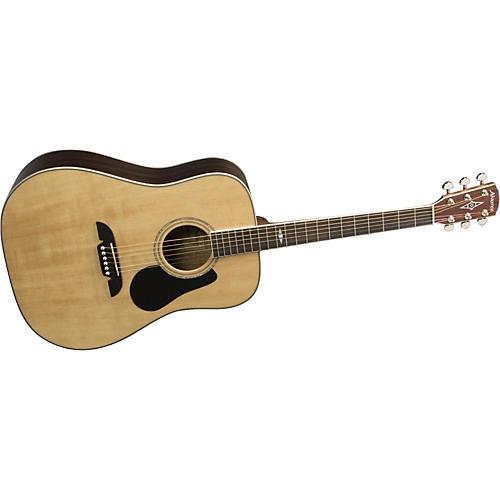 Alvarez AD411 Artist Dreadnought Acoustic Guitar